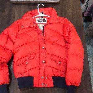 Vintage North Face Puffer Ski Jacket